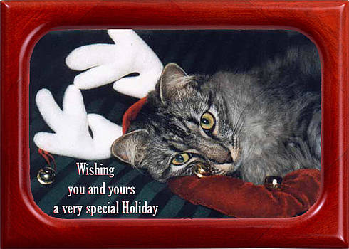 Wishing you and yours a very special Holiday by Eve Riser Roberts