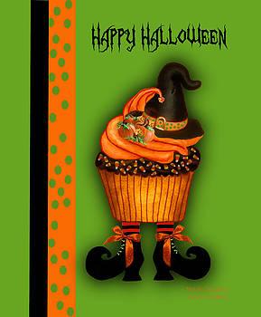 Carol Cavalaris - Witch Cupcake 3