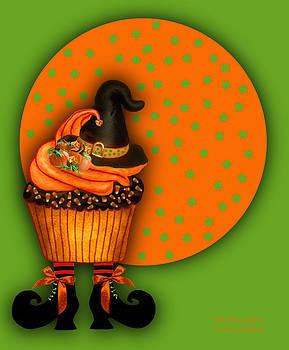 Carol Cavalaris - Witch Cupcake 5