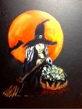 Witch Hazel by Catherine Swerediuk