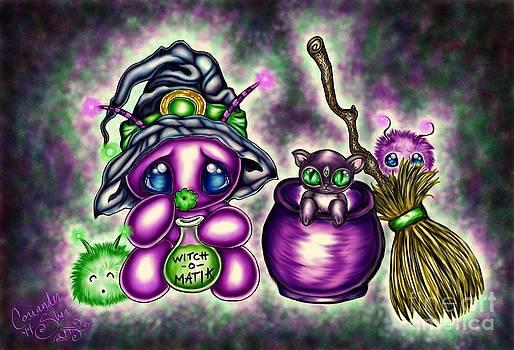 Witch-O-Matik by Coriander  Shea