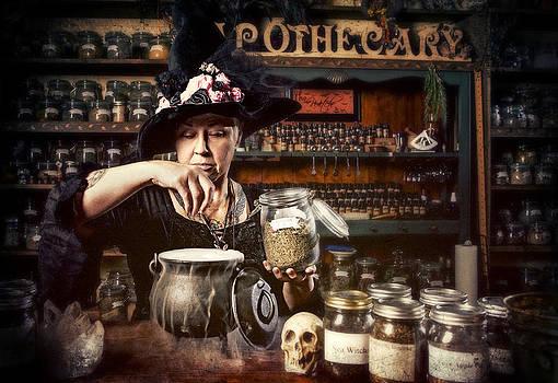 Witch  by Renee Sarasvati