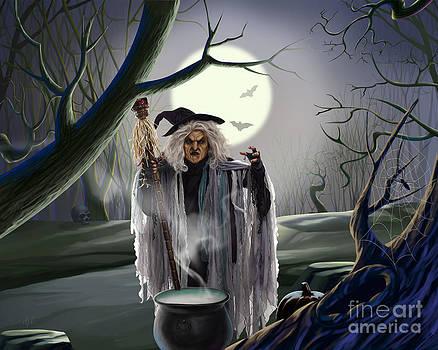 Bedros Awak - Witch