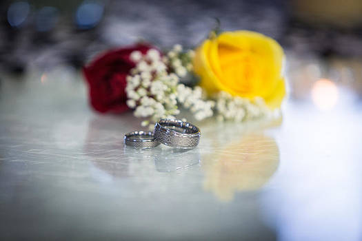 With This Ring I Thee Wed by Gerald Adams