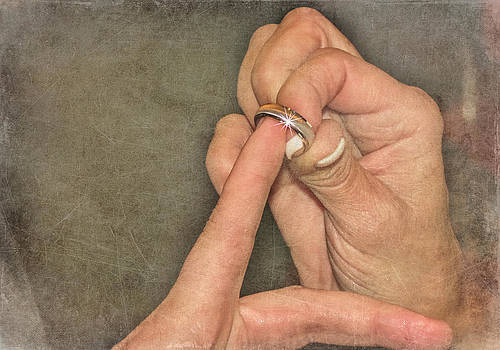 With this Ring by Nora Martinez