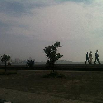 Without The #marinedrive #mumbai Won't by Rachit Vats