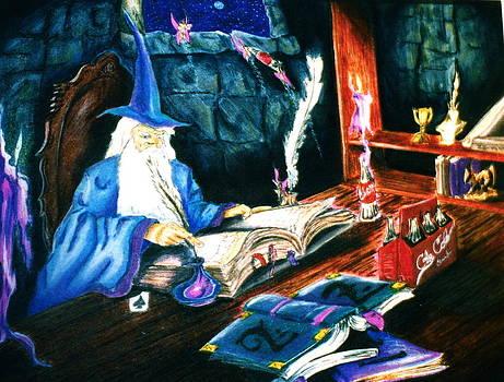 Wizard 2 by Jacob Hostetler