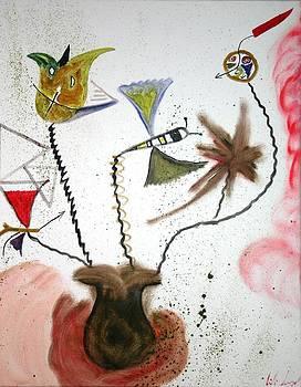 Wizard by Csongor Licskai