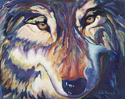 Wolf by Dale Bernard