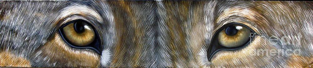 Wolf Eyes by Darlene Green