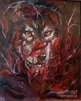 Irene Pomirchy - Wolf