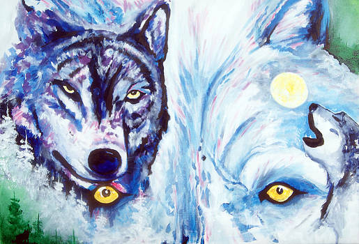 Wolf Pack by Lorinda Fore and Tony Lima