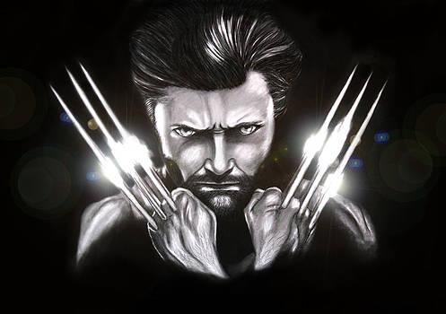Wolverine by Kim Lagerhem