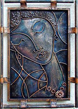 Woman by Carvil Gunter