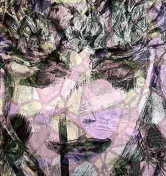 Barbara Giordano - Woman In Glass