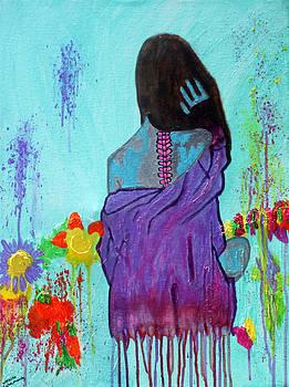 Woman by Pilar  Martinez-Byrne