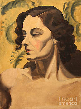 Art By Tolpo Collection - Woman of 1938