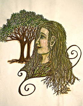 Sandy Tolman - Woman of the Forest