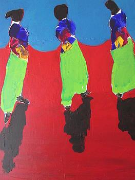 Women of Daegu by Omar Hafidi