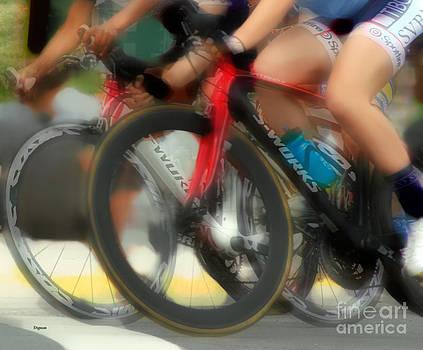 Women on Speed by Steven  Digman