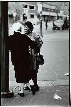 Harold E McCray - Women Talking - Baltimore MD
