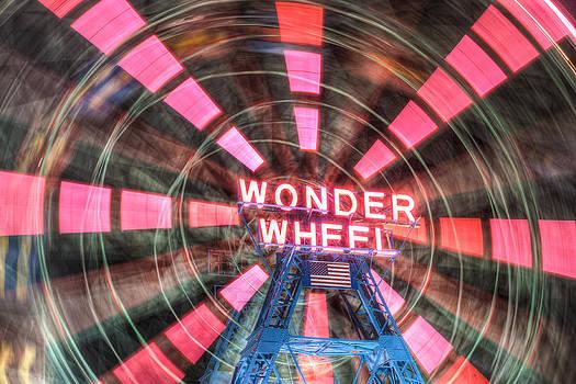 Wonder Wheel by Elyssa Drivas