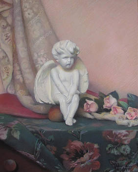 Wondering Cupid by Dianne Panarelli Miller