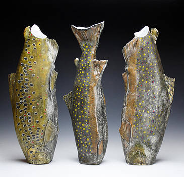 Trout Vessels by Mark Chuck