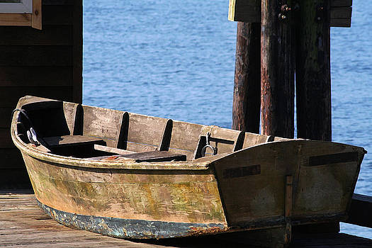Art Block Collections - Wooden Boat