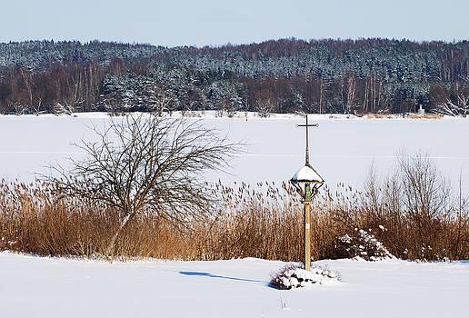 Ramunas Bruzas - Wooden Cross