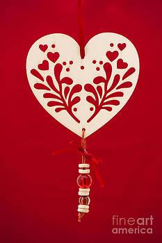 Anne Gilbert - Wooden Heart