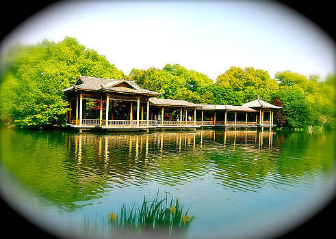 HweeYen Ong - Wooden Lodge