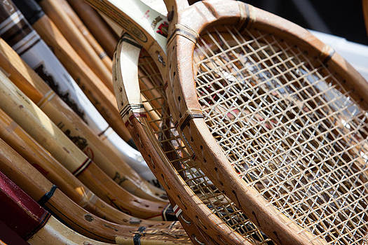 Art Block Collections - Wooden Racquets