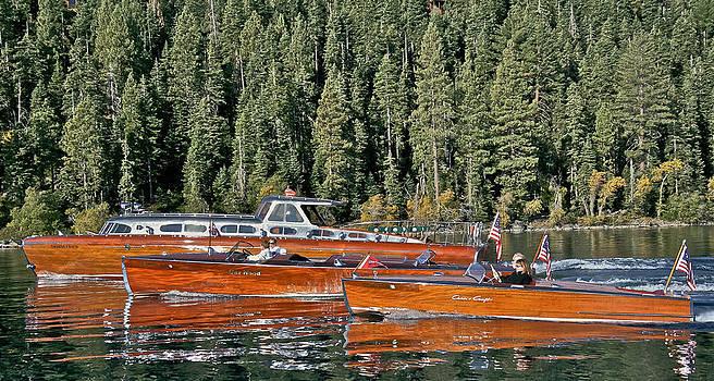 Steven Lapkin - Wooden Speedboat Classics