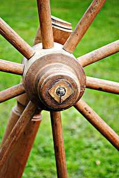 WoodenSpoke by Stephanie Grooms