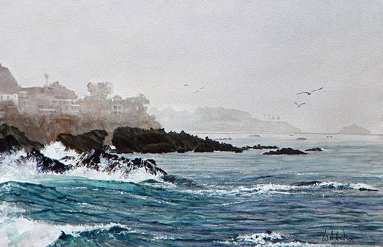 Wood's Cove 2 by Bill Hudson