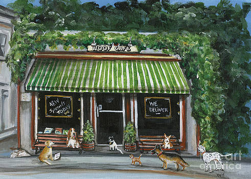 Woof Cafe by Kim Arre-gerber