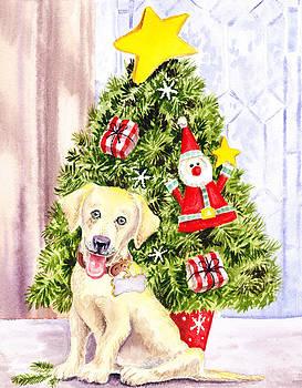 Irina Sztukowski - Woof Merry Christmas