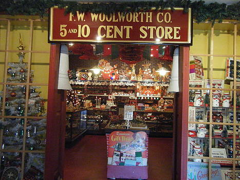 Woolworth Co. by Amanda Bobb