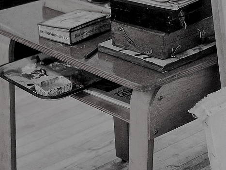 Work Desk by Lesley McCormack