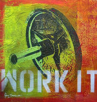 Work it II by Gino Savarino