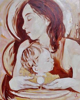 Work of the Soul by Azhir Fine Art