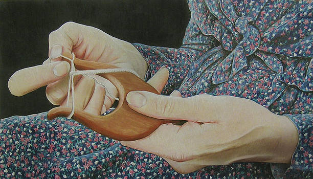 Working Hands by Mario Basinger