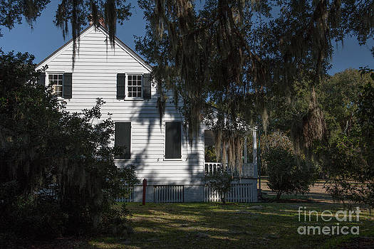 Dale Powell - Working Plantation of Charles Pinckney