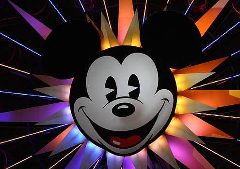World Of Mickey by David Nicholls