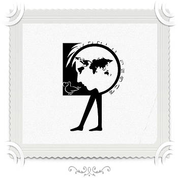 World Peace by Museum Quality Prints -  Trademark Art Designs