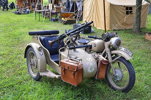 Paul Mashburn - World War II BMW