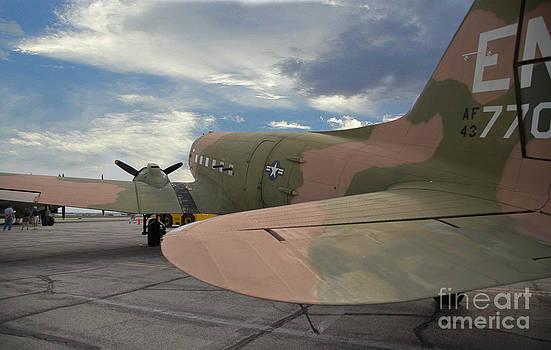 World War II Bomber by Joenne Hartley