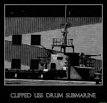 Rosemarie E Seppala - World War Two USS Drum Submarine