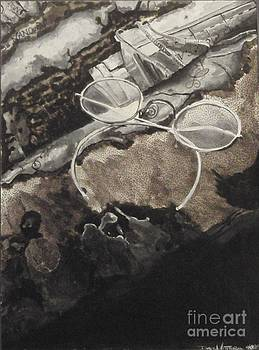 Worldly Glasses by Isabel Honkonen